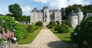 réunir hôtel Manoir de Kerhuel