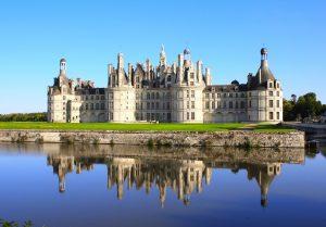 Chateau de Chambord (patrimoine UNESCO)