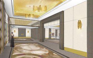 Pavillon Dauphine Roughts salon 4