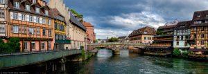 Quai des Moulins UNESCO World Heritage (1988): Strasbourg – Grande île http://whc.unesco.org/en/list/495