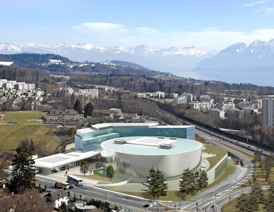 L'hôtel et centre de conférence Aquatis