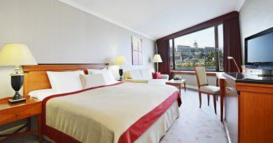 réunir hôtel Intercontinental Budapest