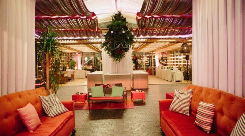réunir restaurant Chalet des Iles