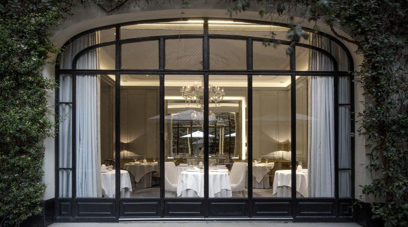 réunir hôtel Lancaster Paris