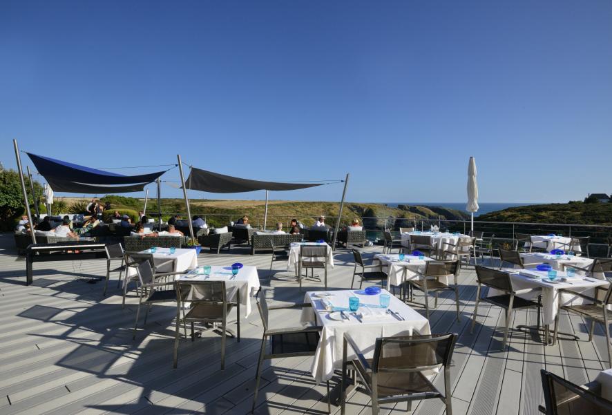 réunir hôtel Castel Clara Belle-Ile-en-Mer
