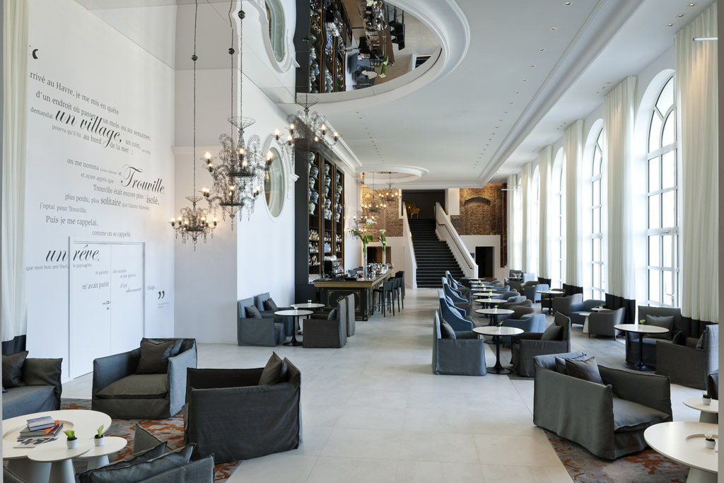 Sofitel M Gallery Cures Marines Trouville Hotel Thalasso & Spa - 8232