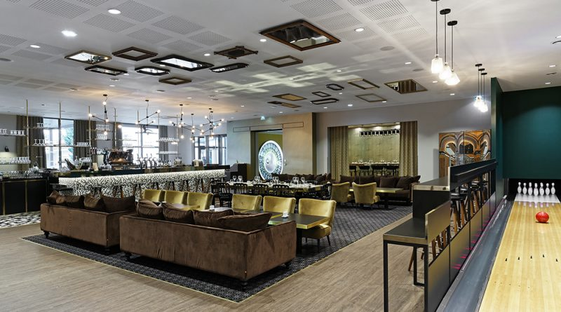 réunir hôtel et restaurant le Gatsby