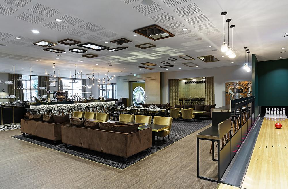 Le gatsby h tel et restaurant c 39 est magnifique r unir for Hotel design occitanie