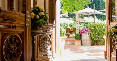 réunir l'Hostellerie de la Celle de Provence