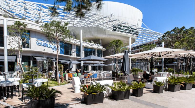 Centre Commercial Palais Des Congrès le palais des congrès d'antibes juan-les-pins récompensé par qualité