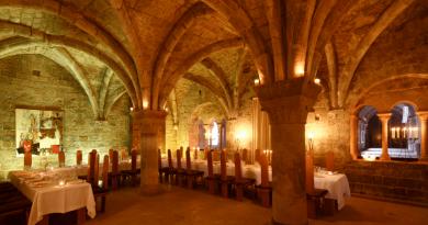 réunir l'Abbaye de la Celle