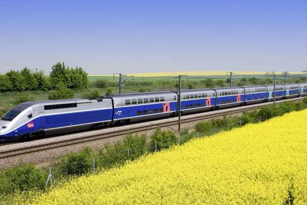 Réunir TGV Rennes