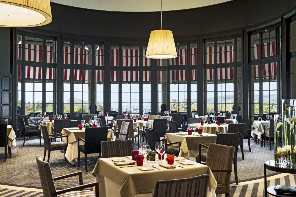 restaurant hôtel golf Barrière