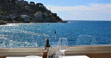 réunir restaurant la Réserve de Nice