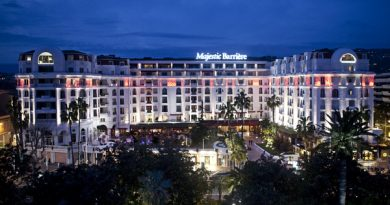 The Leadings hotels of the world à Cannes