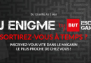 Escape Game by BUT : des énigmes en magasins