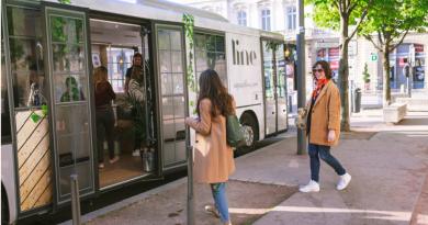réunir bus Line