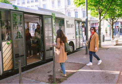Espace Line: prenez le bus pour des événements mémorables