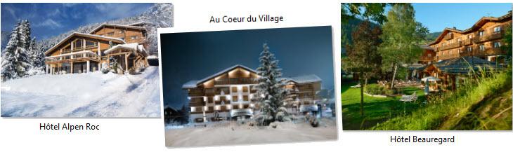 Groupe PVG - La Clusaz - Hotels seminaires