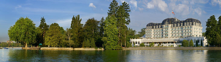 Groupe PVG - L'Imperial Palace 5 etoiles - Rives du lac d'ANNECY