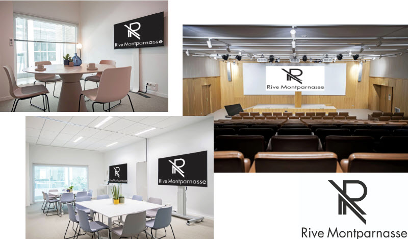 RIVE Montparnasse nouveau lieu de seminaire Paris