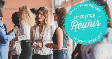 25e Salon REUNIR : un jour, des milliers d'idées