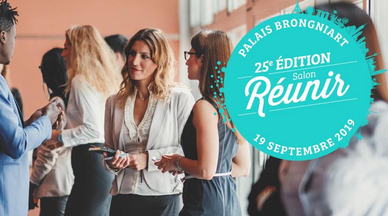 25e #SalonReunir une journee des centaines de professionnels des milliers d idees