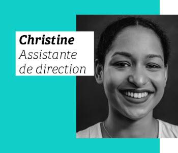 Comme Christine, participez au 25e Salon Réunir