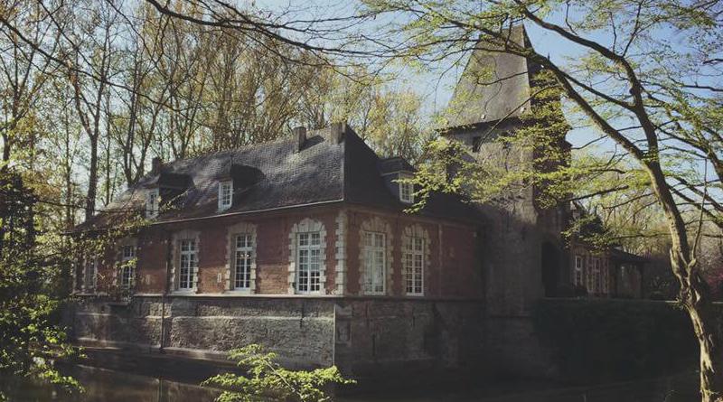 Chateau Du Biez - quand le passé sublime le présent