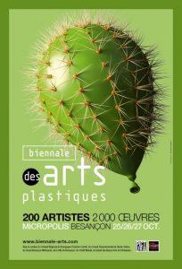 Besancon Boosteur de Bonheur - Biennale des Arts Plastiques