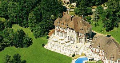 réunir hôtel Château de la Tour