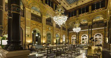réunir hôtel Hilton Paris Opéra