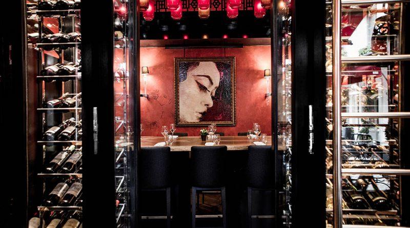 réunir Buddah-Bar Hôtel Paris