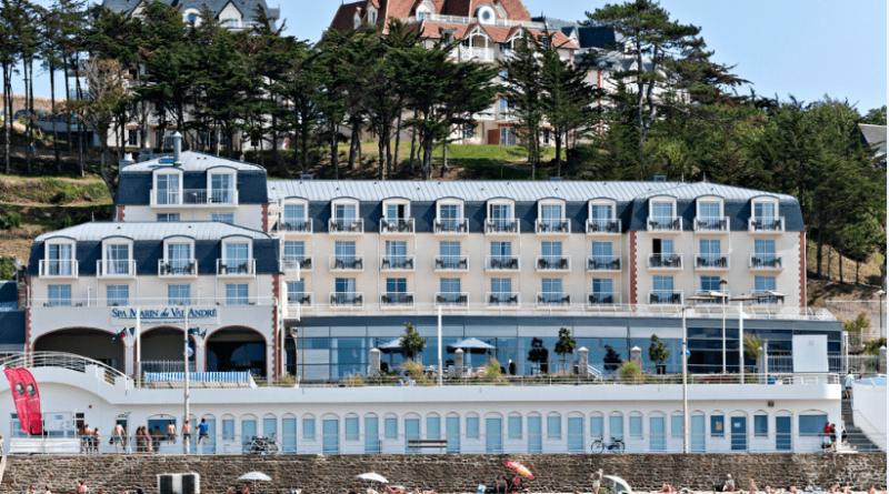 réunir hôtel Spa Marin du Val André