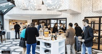 réunir Atelier H Novotel Paris les Halles