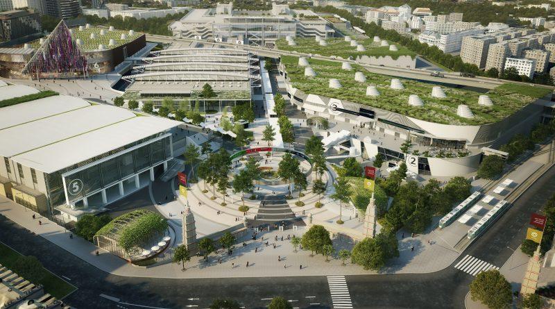 paris convention centre