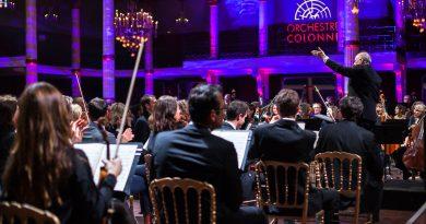 réunir Choeur Orchestre à la salle Wagram