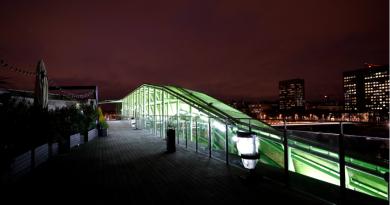 réunir les Docks-Cité de la Mode et du Design