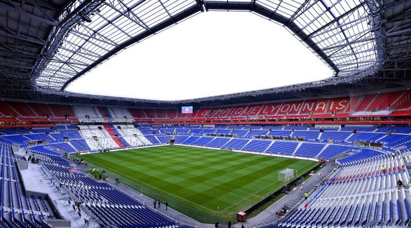 réunir le Parc Olympique Lyonnais