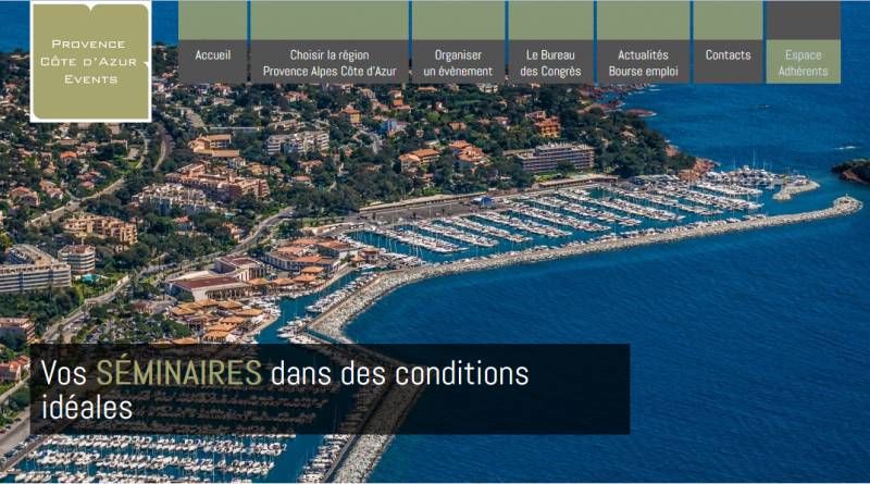 réunir Provence Côte d'Azur Events