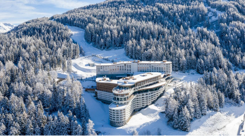 réunir hôtel Club Med Les Arcs Panorama